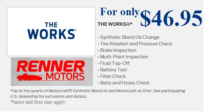 Click Here to Save from Renner Ford!!