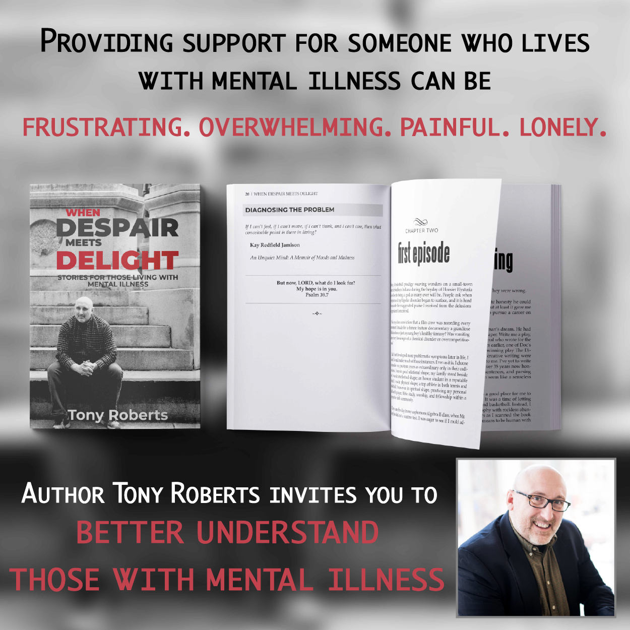 Better Understand Those With Mental Illness